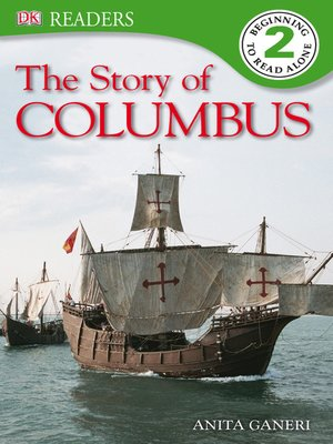 cover image of The Story of Columbus